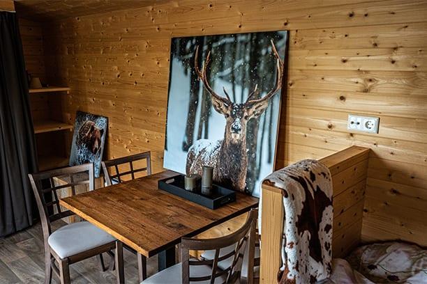 Showroom - Chalet Woodlodge