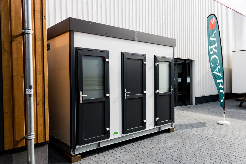 Showroom - Sanitaire units