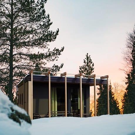 Ist Ihr Mobilheim bereit für die Kälte?