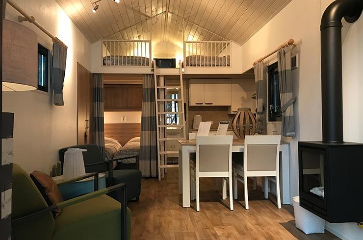 Showroom - Chalet Duinlodge